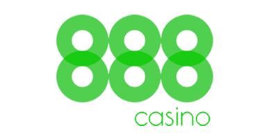 888 casino logo Deposit with Skrill