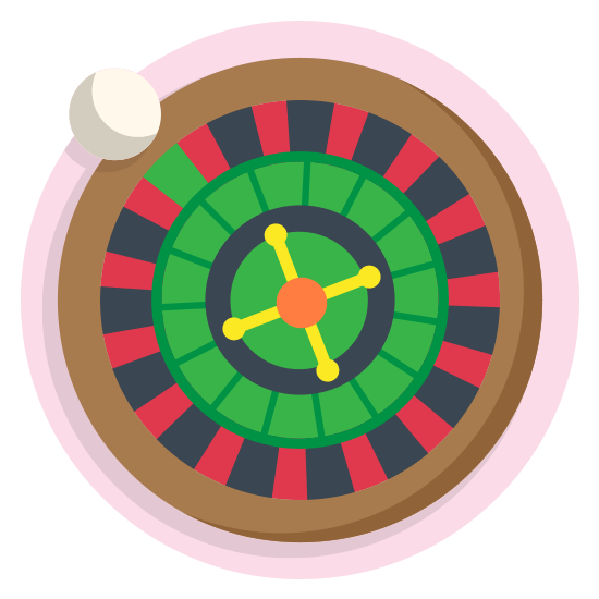 illustration of roulette