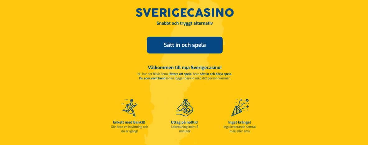 example casino site